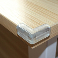 20pcs Lot Baby Safty Infant Collision Angle Glass Table Crash Bar Kids Child Protection Angle Baby