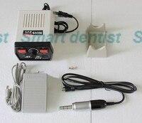 SAESHIN Dental Micro Motor E Type Carbon Brush Handpiece204 108EI 35 000RPM 220V