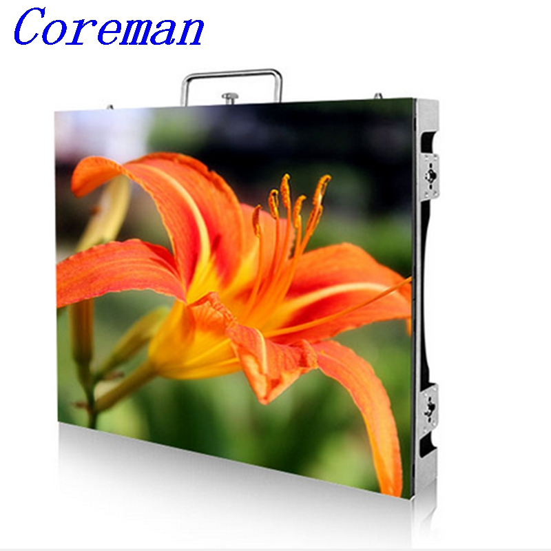 p2.5 indoor full color rental led cabinet screen 480X480mm smd rgb board indoor p7 p6 p5 p4 p3 p2.5 led module high brightness