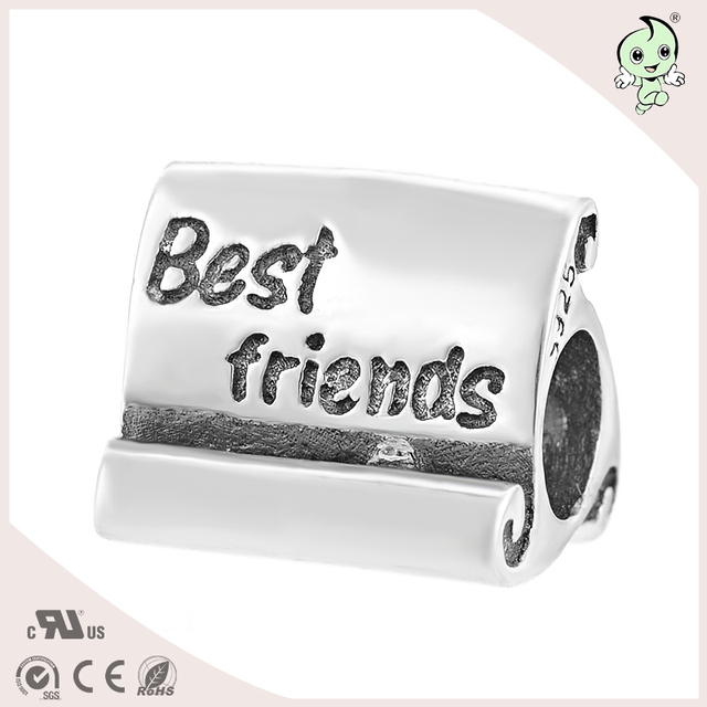 Friendship Symbol Best Friends Triangle Shape Thailand Effect S925