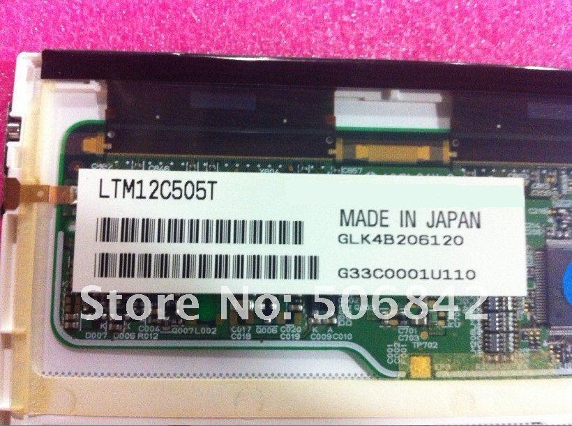 "12,"" ноутбук ЖК-экран LTM12C505T, 1024x768"