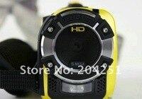 с Anti-shock Ultra-Pro HD и спорт видеокамеру 1080 р, 1080 р высокой четкости видео камера + водонепроницаемый + оптовая продажа + бесплатная доставка