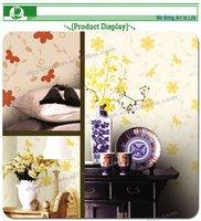 бабочка и цветы вышивка популярные обои / облицовка стен