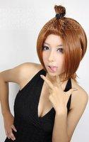 новый стиль жаропрочных короткие прямые волосы косплей бесплатная доставка