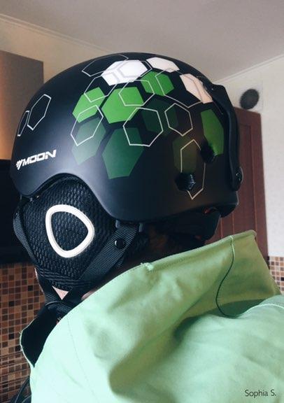 Шлем для сноубординга и горных лыж с Алиэкспресс
