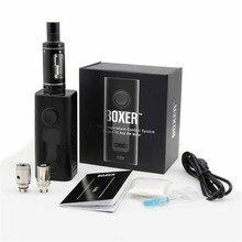 2ชิ้นIBOXนักมวย80วัตต์ชุด18650 vapeแบตเตอรี่บุหรี่อิเล็กทรอนิกส์โหมด-VT-NiออกวางชุดสำหรับIBOXชุดvs Weipaบุหรี่