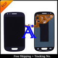 100% tested Super AMOLED For Samsung Galaxy S3 Mini LCD i8190 Display LCD Touch Screen Digitizer Assembly