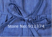 бесплатная доставка 100% высокое качество 3 шт./лот хлопок девушки топы брюки красный галстук желтый - ти-в - в-складе