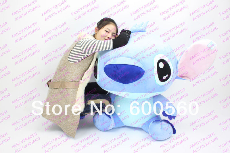 New Arrival Huge Cute Giant Plush Stuffed Stitch Birthday Gift! Accept Dropshipping FT90087 (6).jpg