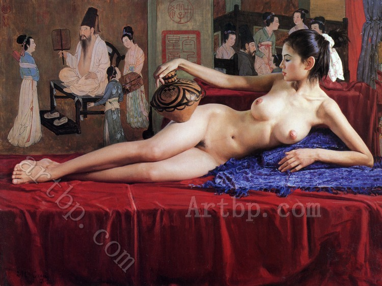 Share sexy girl nude art