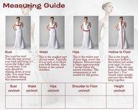настоящее фото бесплатная доставка лучшие продажи платье-линии без бретелек кружево чай - большой размер свадебное платье 9t9948
