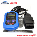 2016 KONNWEI KW812 VAG305 can OBD2 scan tool OBDII LCD Automotive Diagnostic Scanner Tool Computer Vehicle Fault Code Reader