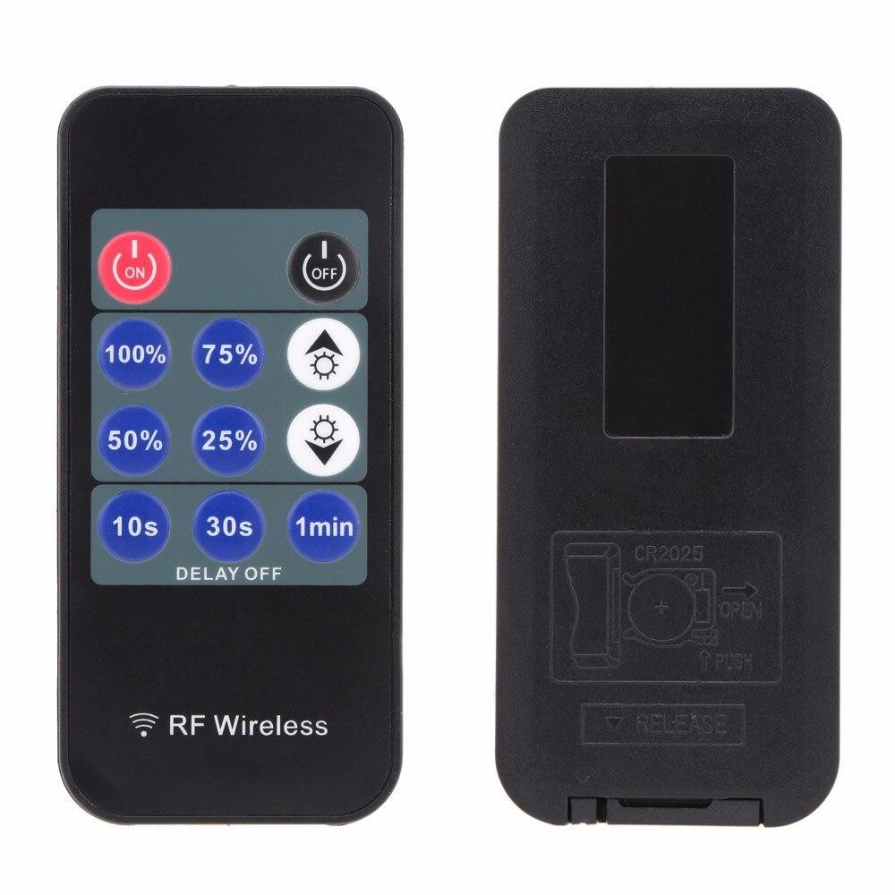 DIY Home Light RF DC12V-24V Amplifier Wireless LED Dimmer for Single Color Strip Enlarge Connection controller