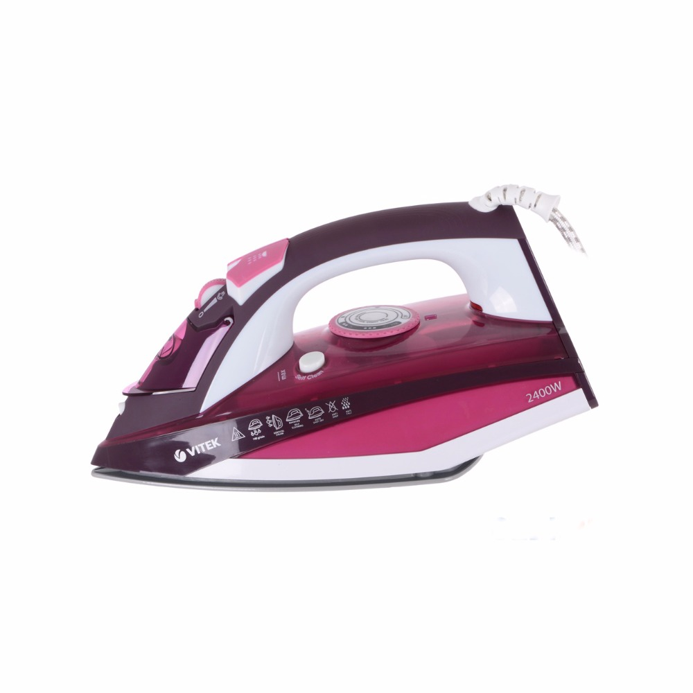 Steam iron Vitek VT-1215 PK цены онлайн