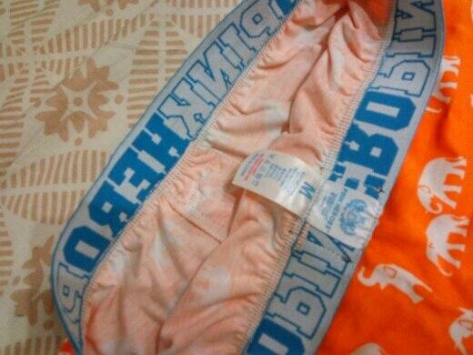 Отлично! приятная ткань, яркий цвет, как на картинке! На ОБ- 86, брала М! Очень довольны товаром! спасибо!