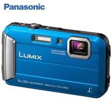 Panasonic DMC-FT30EE-A Цифровой фотоаппарат, Встроенная память 220 МБ, MEGA O.I.S., Запись видео в формате MP4 HD, Torch Light, Творческий контроль и Творческая ретушь, Эффекты фильтров