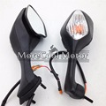 Rear View Side Mirrors For Honda CBR1000RR 2008 2009 2010 2011 Black Pair Motorcycle Mirror