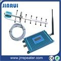 Lcd GSM 850 Mhz/cdma 850 MHz Signal Boosters repetidor + Antena Yagi Telefone Celular wi-fi/Wi fi sem fio (cobertura: 500 M)