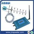Lcd GSM 850 Mhz/cdma 850 MHz Teléfono Celular Potenciadores de la Señal del repetidor + Antena Yagi wifi/Wi fi inalámbrica (cobertura: 500 M)