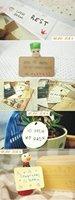 с31-73 число древесины и письмо штамп подарочный комплект / мини-штамп / железный ящик / многоцелевой декоративные поделки смешная / оптовая продажа
