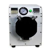 Мини автоклав Bubble Remover ЖК-дисплей воздушный пузырь удалить машина для Стекло ремонт