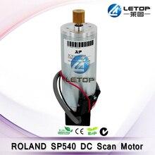 Хорошая цена! Струйный принтер roland SP540 dc servo scan motor
