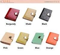 7 цветов, бесплатная доставка модное портмоне, натуральная кожа для женщин бумажник, свободного покроя, клатч, вечерняя сумочка, день клатчи