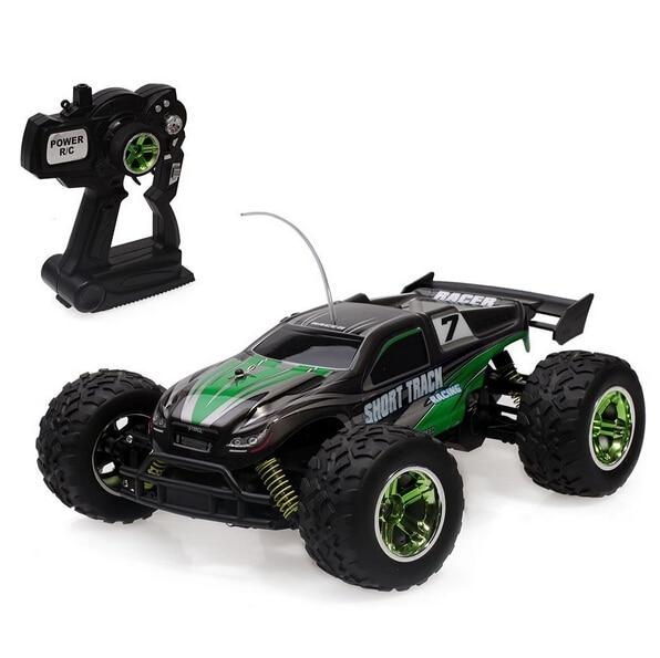 Бесплатная доставка 1/12 Электрические RC автомобили 4WD приводной вал грузовики высокой скорости Радио управления, RC Monster Truck, супер Мощность