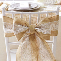 New Arrival Chair Sashes Chair Decoration Party Wedding Supplies Chairs Cover Sashes Banquet Wedding Decor