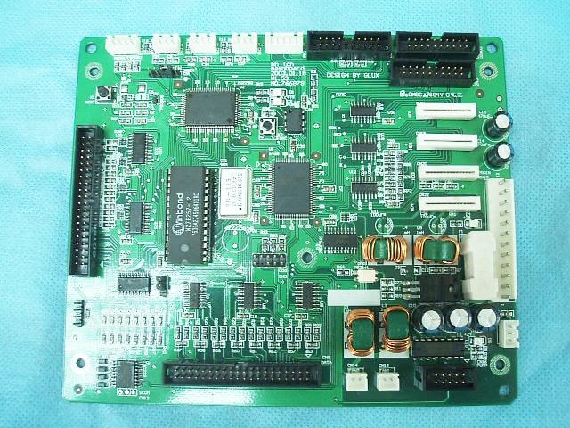 Infiniti main board for 1504C printer parts