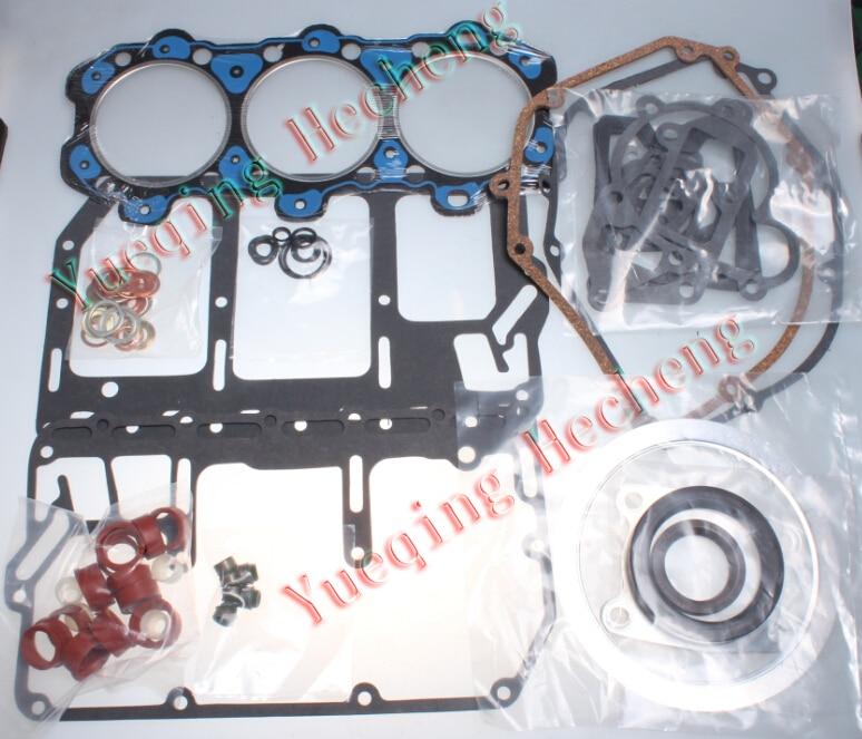 Complete Full Gasket Set for LP Engine LPW3 LPW LPWS LPWT 657 34280 complete full overhaul gasket kit for lpw lpws4 engine