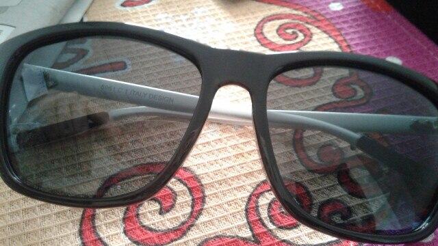 """Очки  среднего качества,прямо """"китай-китай"""",стекла и оправа дешевый пластик,дужки легкие. Самое лучшее в данных очках-это упаковка(чехол и мешочек). За 500руб-нормальные очки,они выглядят ровно на свою стоимость и не на рубль больше!"""