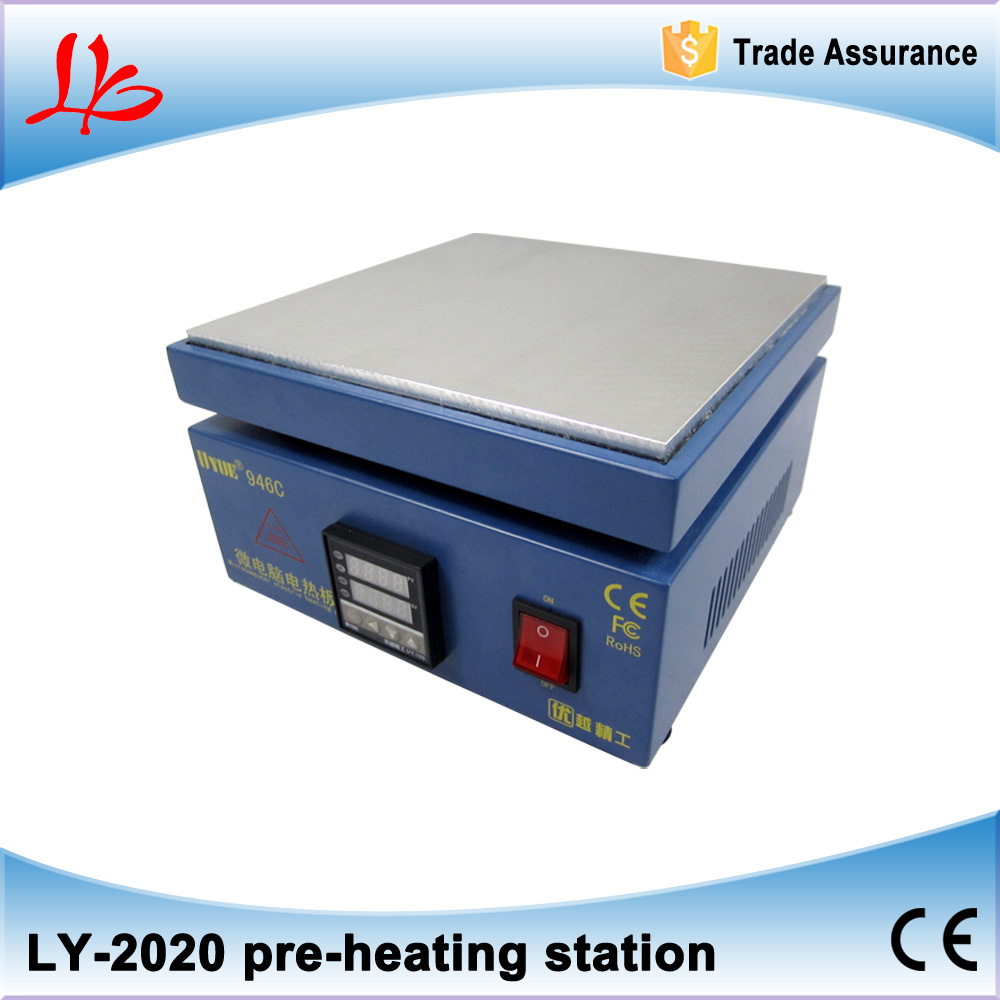 110/220V Original LY 2020 Preheating Plate, 850W Preheat machine / Preheat Station, support OEM original tm5rq 2020 50