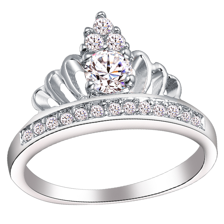 getsubject aeproductgetsubject - Crown Wedding Ring