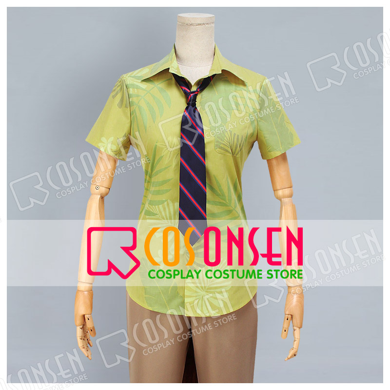COSPLAYONSEN Zootopia Zootropolis Fox Nick Cosplay Costume Any Size Revised Ear