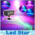 New Disco Dance Lumiere RGB LED Party Atmosphere Lights RG Sky Aurora Water Wave Effect Laser Light Professional Stage Lighting