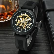 MCE Men's Automatic Luxury Mechanical Wristwatches