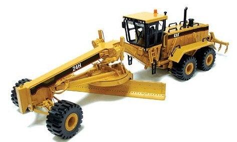 Norscot 55133-CAT 24H мотор игрушка-грейдер