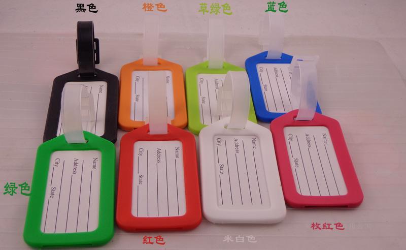 Aliexpress.com : Buy 500 pcs Bulk Wholesale Cheap PP luggage tag ...