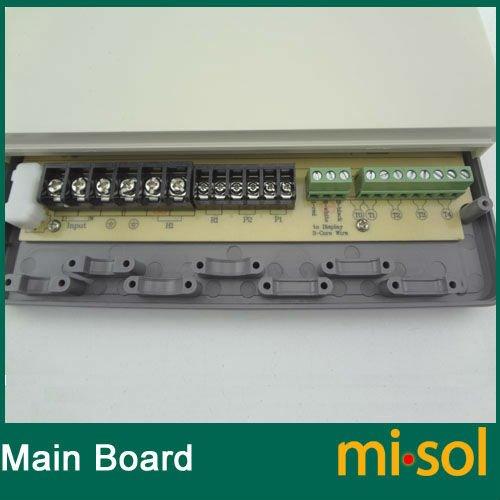3 sensors 110V 6
