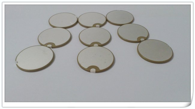 PZT8/PZT4 пьезоэлектрический керамический элемент