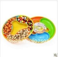 два пять - Art рыбы - пластика круг конвертировать блюда цвет фрукты отрицать и фрукты c353 коробка