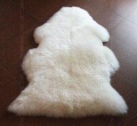 чудошарф бесплатная доставка] коврик из овечьего меха для дома коврик из овечьей шкуры для гостиной или спальни 75х110см меховой коврик отличного качества