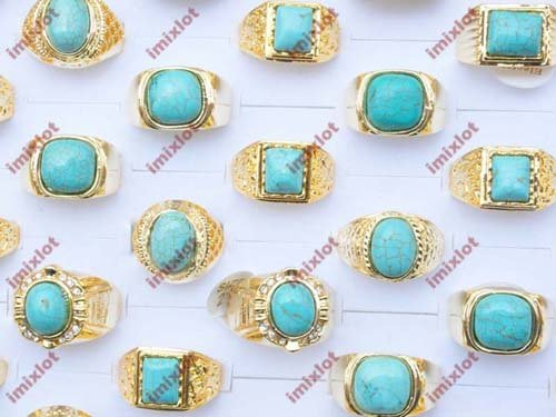 Best Of Turquoise Gold Ring Ebay Jewellrys Website