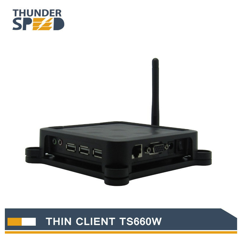 ФОТО TS660W Thin Client Wireless Win CE 6.0 ARM11 RDP6.0 Protocol Server OS Support  Win XP/7 LINUX