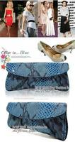 дешевые продукты женщины искусственная кожа змеиной клатч длинная цепь сумка оптовая продажа и прямая поставка цена