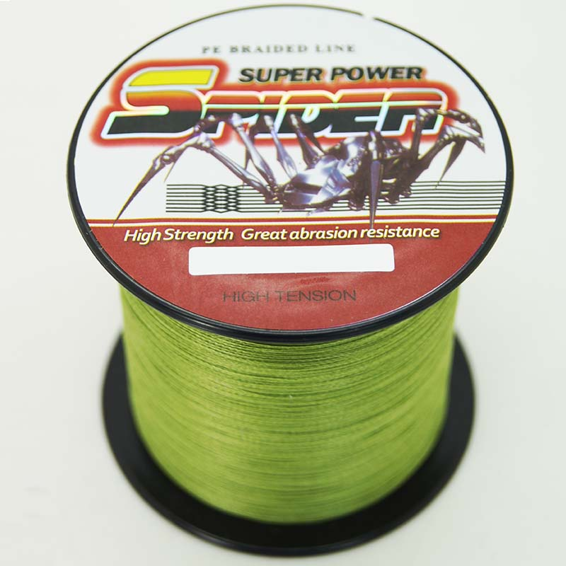 Buy free shipping wholesale price 4 for Bulk braided fishing line