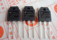 Free Shipping!!  FGA25N120 / cooker power tube / 25A IGBT /Electronic Component