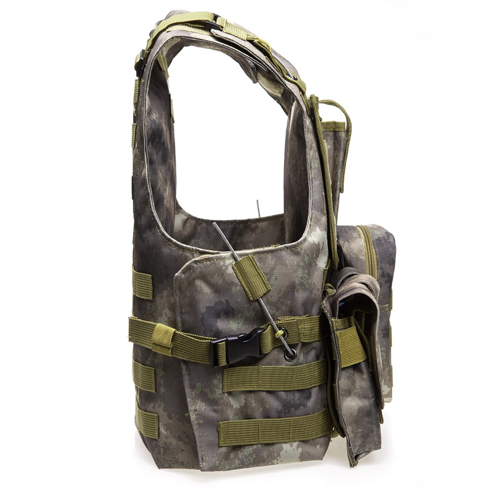 1pc Multicam Paintball Airsoft Armour Tactical Military Combat Assault Vest Outdoor Training Hunting Waistcoat Safety Clothing tactical hunting airsoft paintball hunting combat assault vest outdoor training hunting waistcoat military vest safety clothing