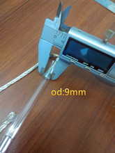 laser lamp xenon lamp 9/65/110mm 6 75 140mm laser xenon lamp flash lamp laser light with factory price